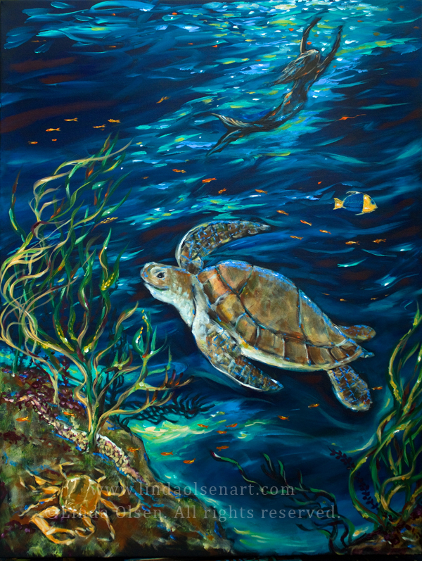Famous Paintings Of Turtles