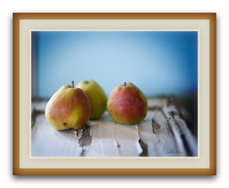 Pears on Board