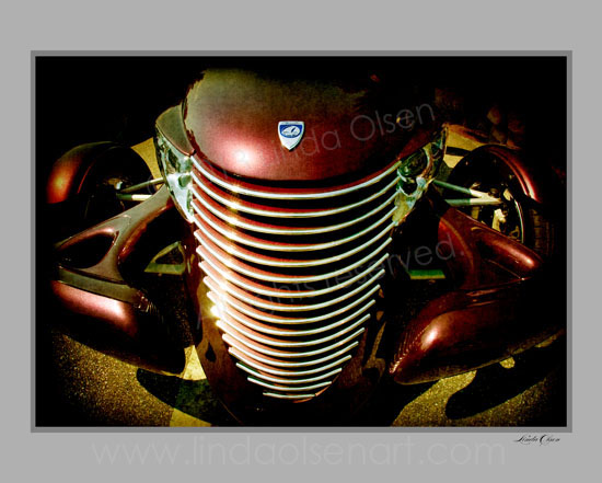 This is one of my favorites in the Classic Cars series. Limited edition prints available.