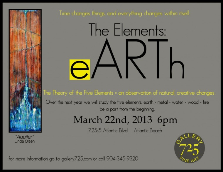 "I hope you all can make it to this new show at Gallery 725 in Atlantic Beach. Since January, I have been working on new techniques and ideas and creating abstracts which is a departure from my beach and island themed paintings. Its been challenging to say the least. If you look back in my blogs you will find some of the abstracts that will be shown. As one of my artist friends said "" Making sure the colors all blend together to tell a  story that is abstract, your mind has to go to a whole other place. Actually a really great place in which you are in charge of your own world of communication...We have stayed true to who we are and it emits out of the painting into their homes and into their spirits as they gaze at what we have created. Some bring harmony, some confrontation about something they need to  deal with,and then some healing that we ourselves have received in our own area ...all gets splashed into the painting. All of this happens unaware to them in their spirit. Most people will not know how they came to that place or why they are attracted to our art work but they need us as much as  we need them. Let the stars shine brightly"". Thanks Shelly for your thoughts."
