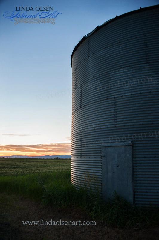 Montana silo