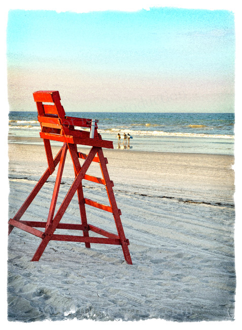 Lifeguard Chair