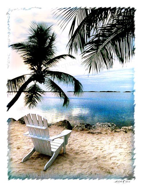 Lone chair morada