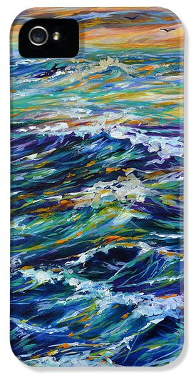 For 38.00 you can have a piece of my art on your iPhone or samsung phone. Go to Pixels.com http://pixels.com/products/paddling-out-at-sunset-linda-olsen-iphone5-case-cover.html