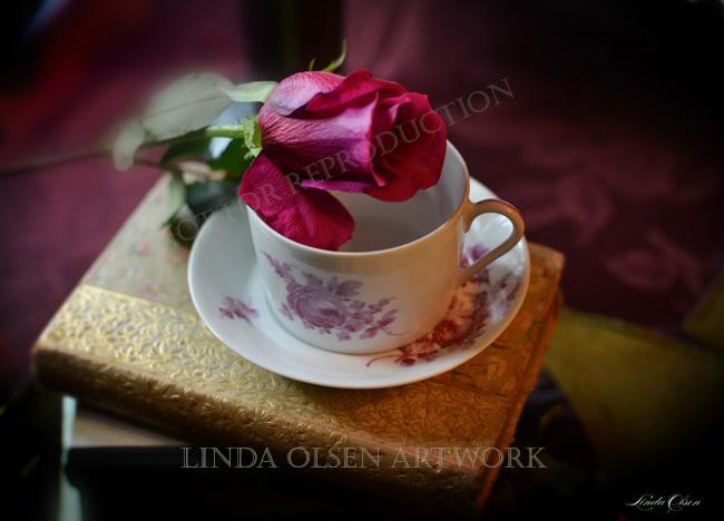Rosey Tea