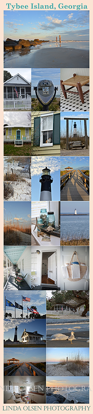 Artist retreat on Tybee Island