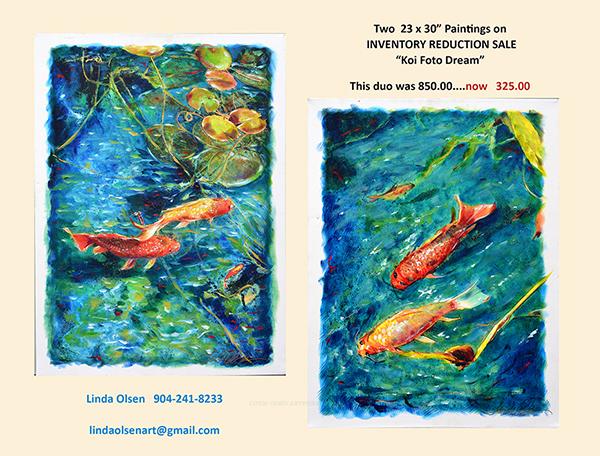 Koi Foto dream sale