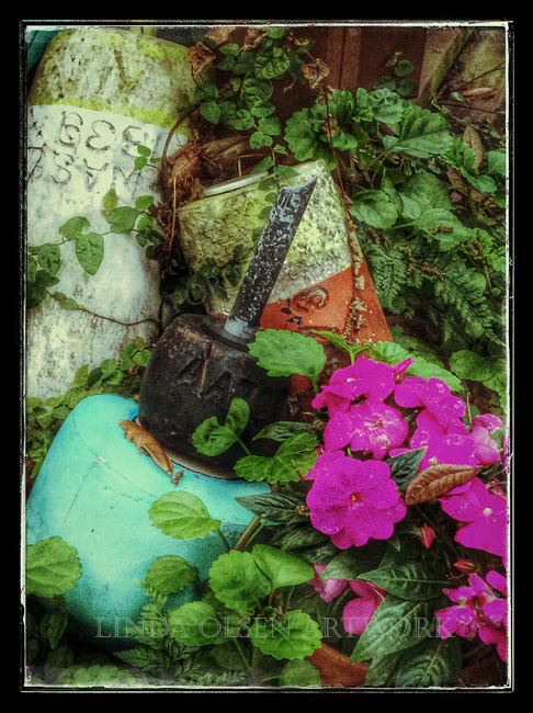 Flowers and Buoys
