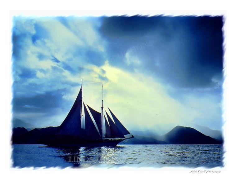West Indies Evening Sail