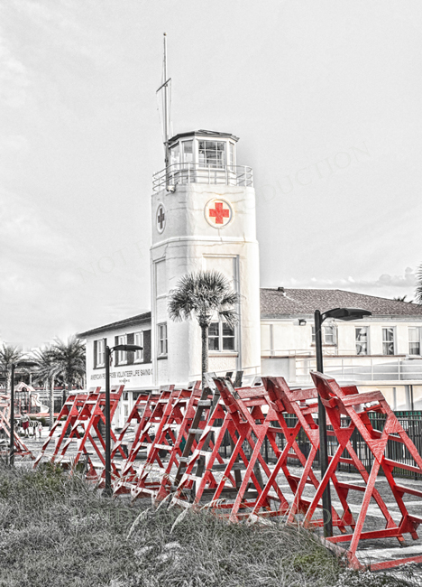 Lifeguard STA BW