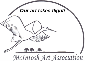 The MacIntosh Art Association in Darien, Georgia asked me to do a plein art demonstration for a few hours on Saturday.  There is a First Saturday art walk and fall festival event. It should be fun! I have been with them this year with my artwork in their gallery and gift shop (handpainted glassware and prints).