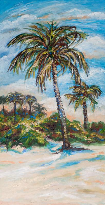 Island Palms 15x30x