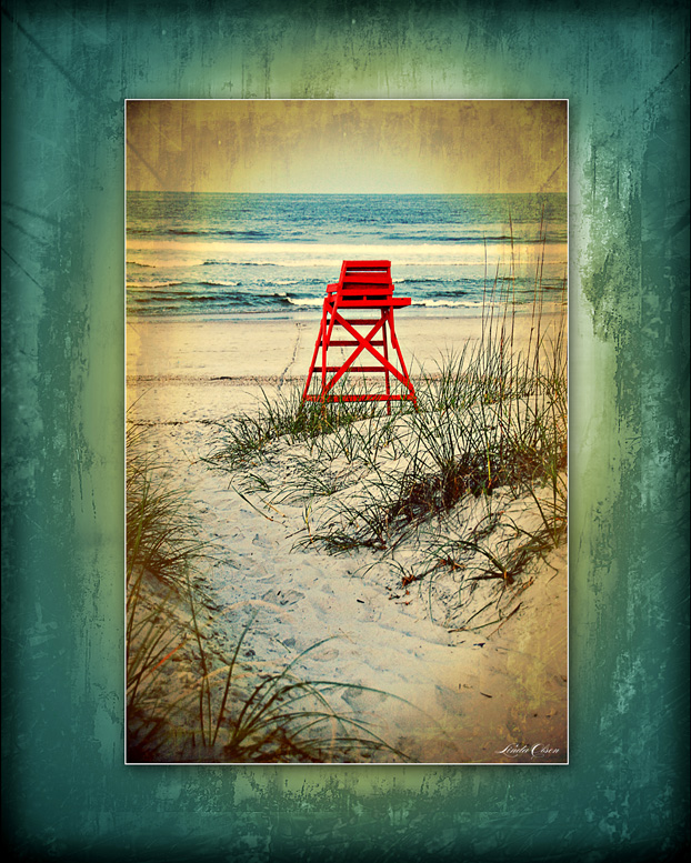 The Beaches Museum and Historical Park purchased artwork from me. These are local scenes and I am so pleased to have this sale.