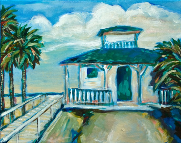 Neptune Beach Lifeguard sold