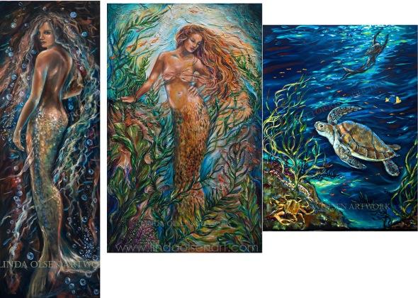 mermaids before