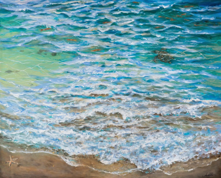 Shallow Water 60x48
