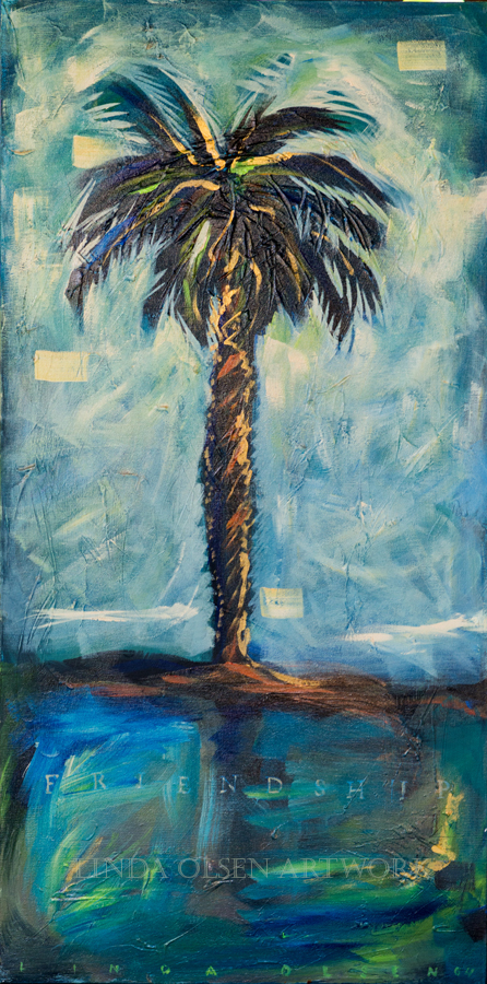 Friendship Palm 15x30