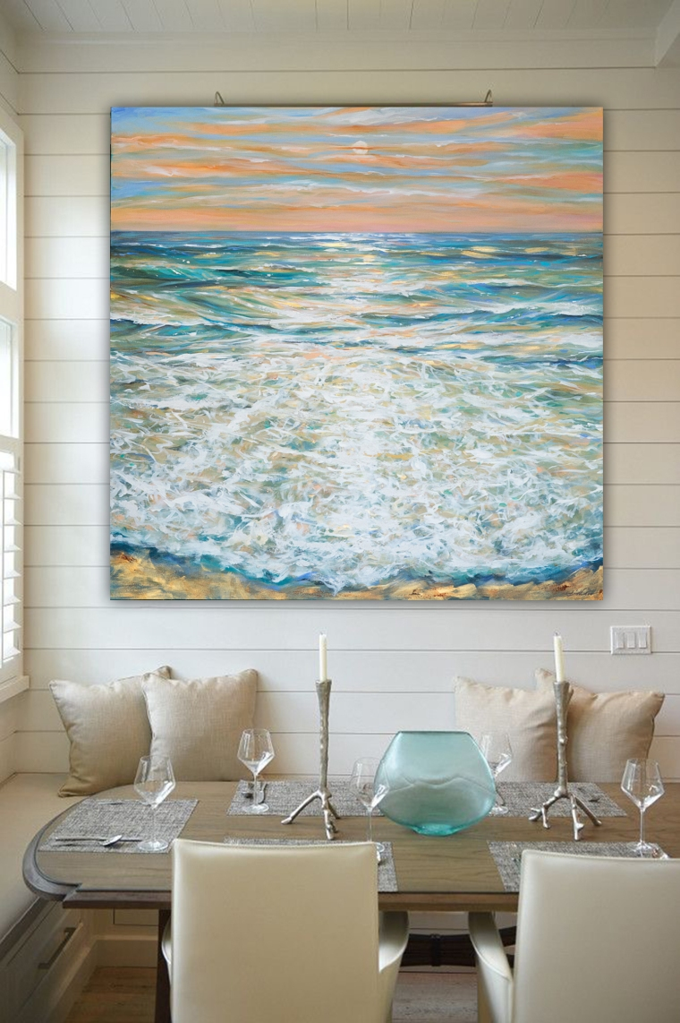 Sparkling Tide decor