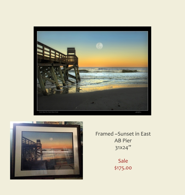 sunset in the east art