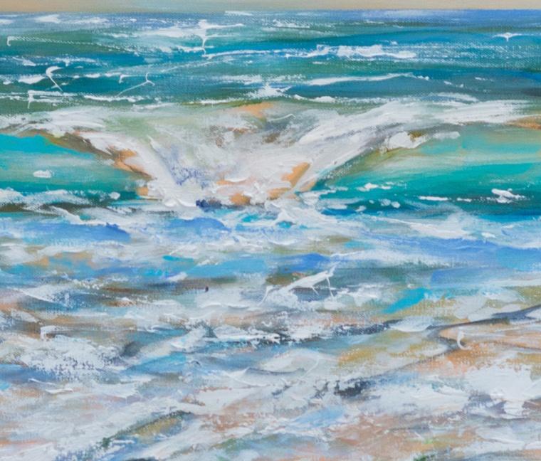Gulf Wave detail