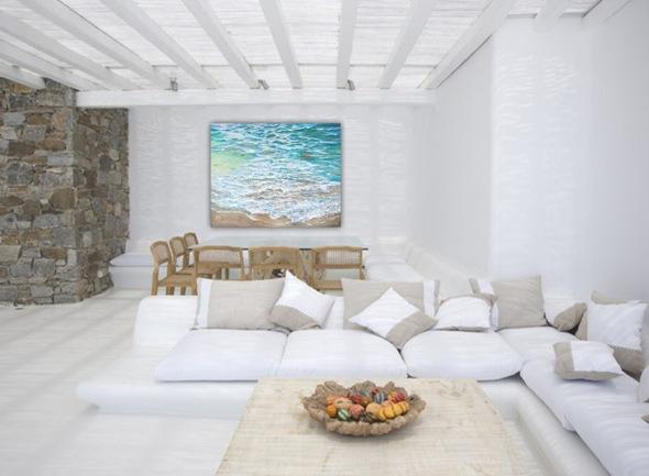shallow water decor