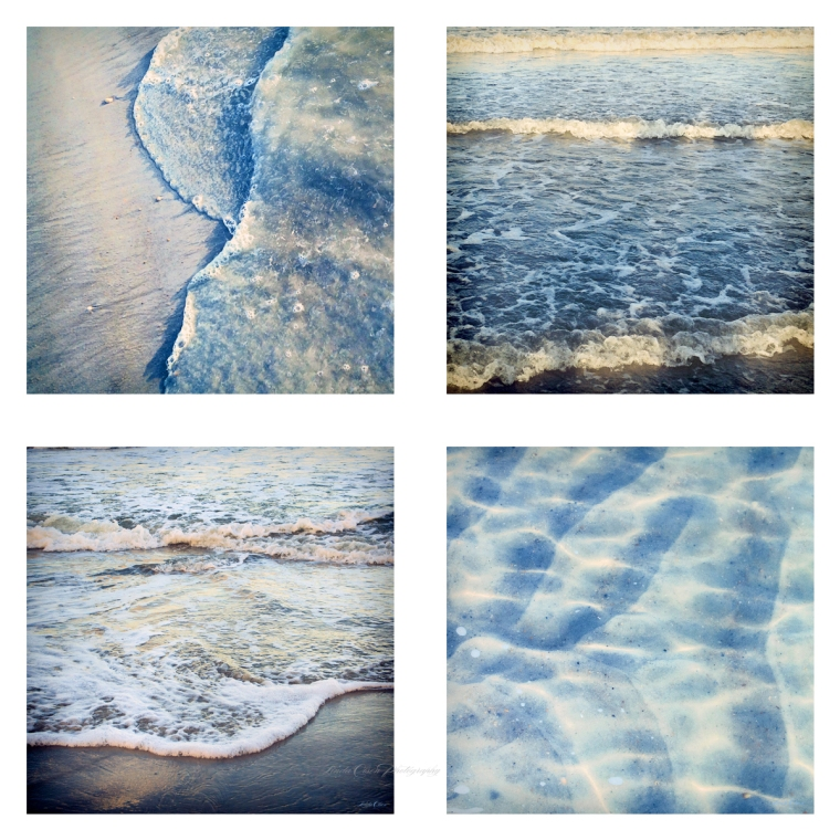 squares of ocean