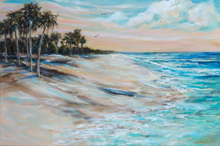 waiting-for-surf-24x36