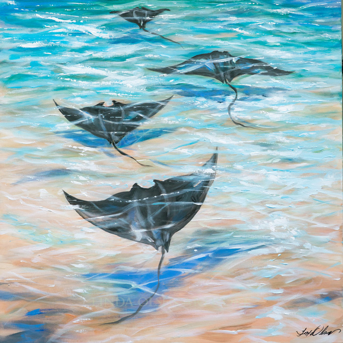 sailing-under-the-water-36x36