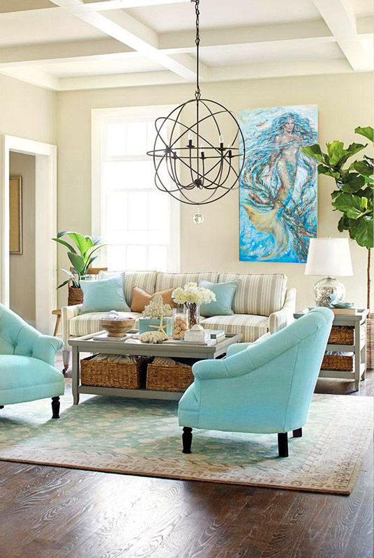 decor-for-mermaid