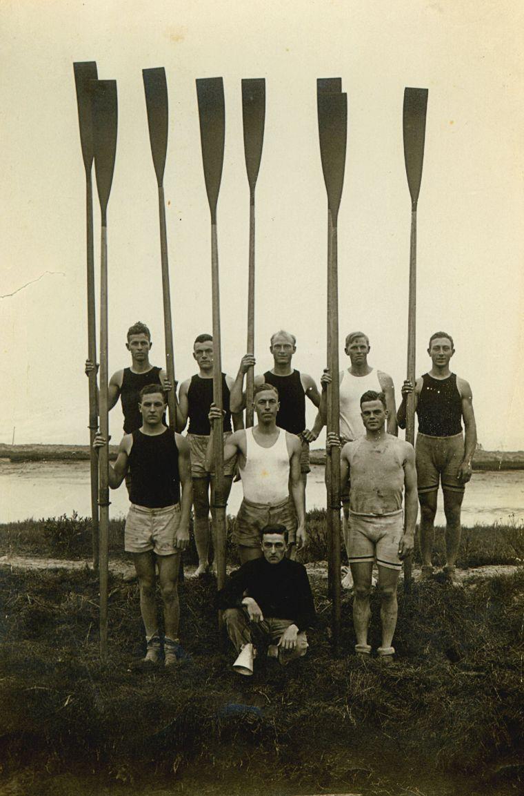 grandpa-roy-rowing-team